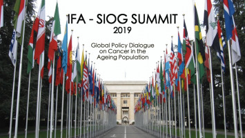 IFA - SIOG Summit 2019 ( International Society of Geriatric Oncology )