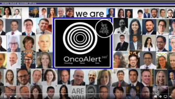 OncoAlert and ecancer weekly roundup for October 19-26, 2020 ( Dr Gil Morgan - Skåne University Hospital in Lund, Sweden )