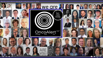 OncoAlert and ecancer weekly roundup for November 22 - Dec 5, 2020 ( Dr Gil Morgan - Skåne University Hospital in Lund, Sweden )