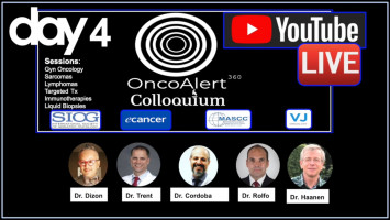 OncoAlert Colloquium Day 4: Gynae-oncology, lymphoma, sarcoma and melanoma ( Dr Dizon, Dr Trent, Dr Cordoba, Dr Rolfo, Dr Haanen )