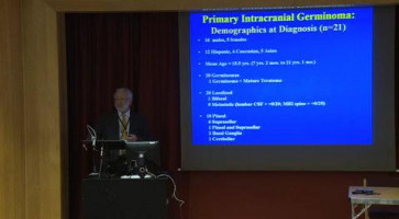 Treatment of primary central nervous system germinoma with chemotherapy ( Dr Jonathan Finlay - Children's Hospital Los Angeles, USA )