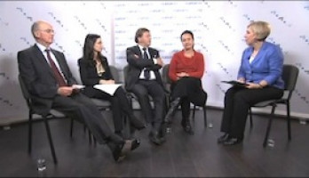 ECC 2013 Preview: Oncopolicy, personalised medicine and nursing sessions at ECC 2013 ( Prof John Yarnold, Prof Cora Sternberg, Prof Cornelis van de Velde and Prof Martine Piccart )