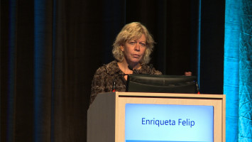 Why are Immuno-Oncology compounds different? ( Prof. Enriqueta Felip - Vall d'Hebron University Hospital, Barcelona, Spain )