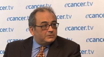 Survival analysis of a follow-up phase III study of ipilimumab and dacarbazine in metastatic melanoma ( Dr Michele Maio - University Hospital of Siena, Siena, Italy )