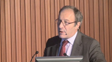Future perspectives: realising the potential of personalised healthcare in gynaecological cancer ( Dr Jonathan Ledermann - University College London, United Kingdom )