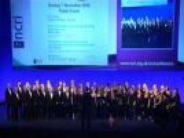 Sing for Life: The NCRI Conference Performance ( Tenovus Sing for Life Choir )